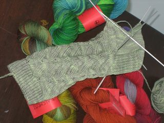 Alchemy Sock