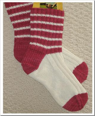 Simply Sock Yarn Stripes 1