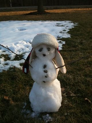 Snowman 3810