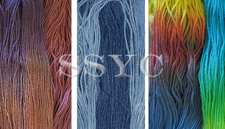 New Hand Dyes