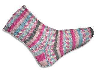 Indulgence sock 106