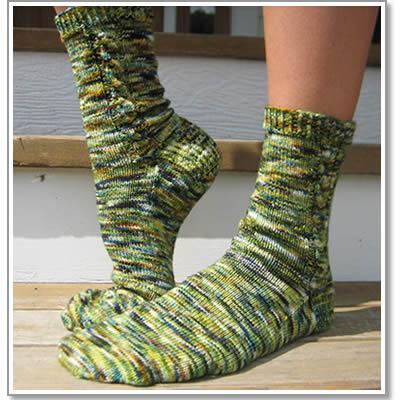 Sundance Sock 1