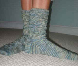 FinishedMidsummerMorningSocks2