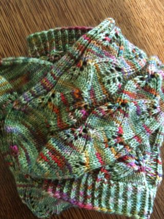 GardenPartySocksFinished