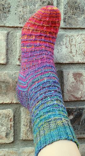 Gluttony sock