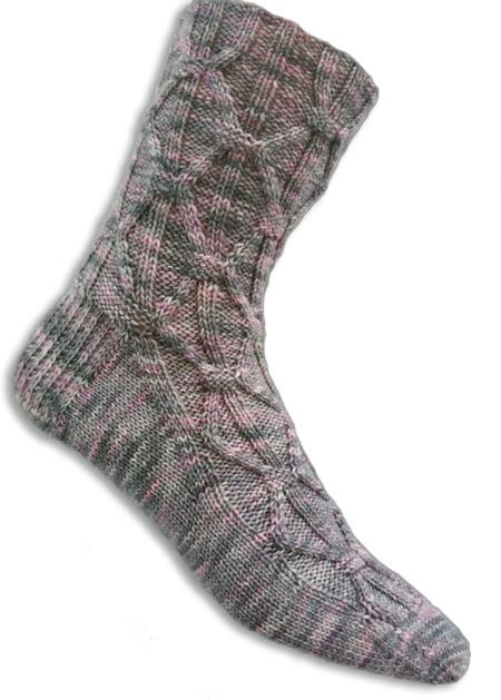 Papyriform Sock 450px
