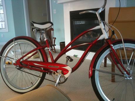 My Bike 460px