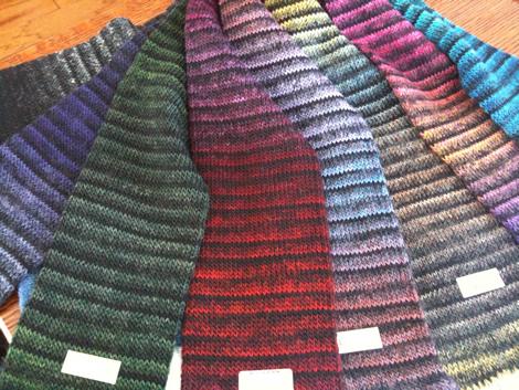 Simply Socks Yarn Co Blog Crystal Palaces New Sock Yarn Sausalito