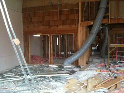 Building entrance after demo 400px