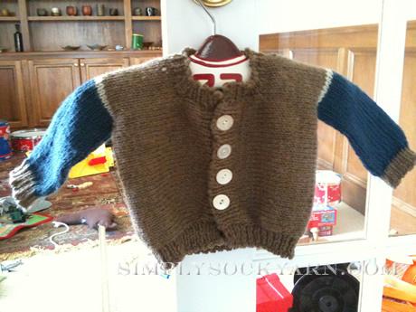 NewBabySweater