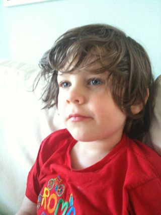 Mr Bed Head March 2012