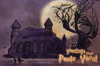 Poste Halloween