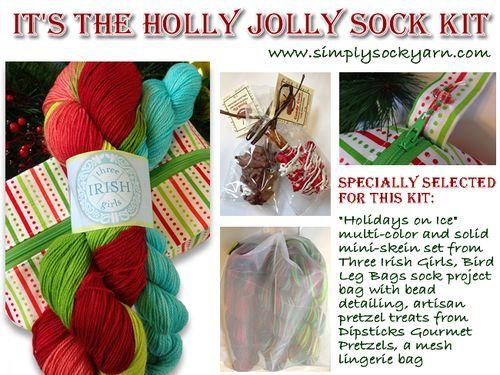 HollyJollySockKit