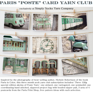 ParisClubPostcard