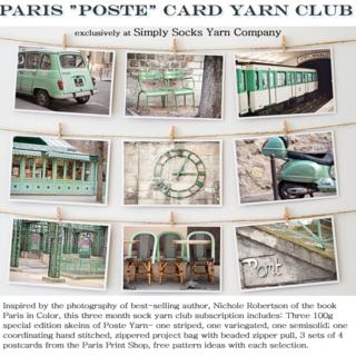 ParisClubPostcard