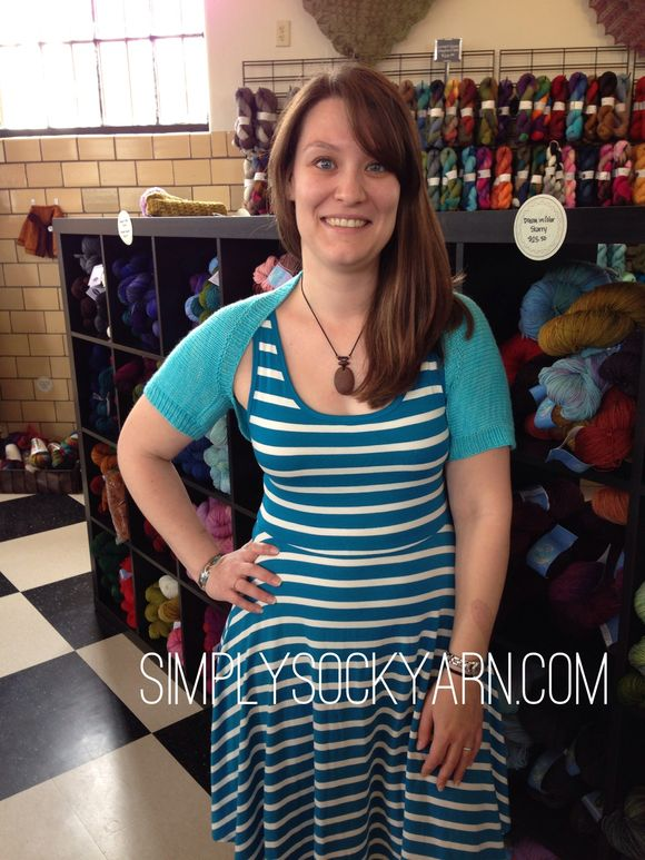 Adorable one-skein project