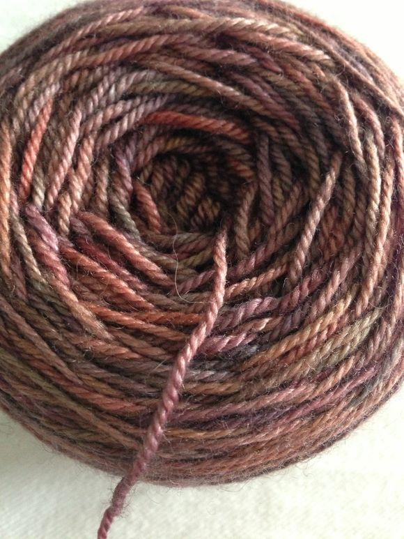 Knitting outside you box