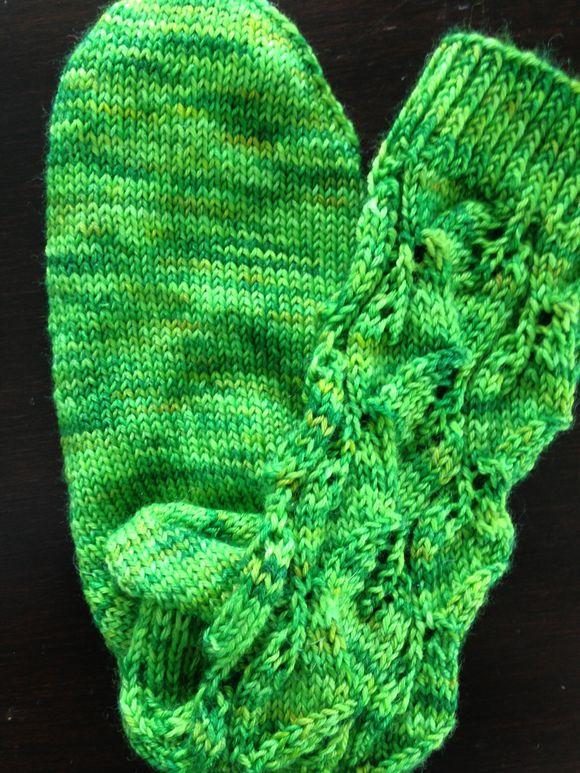 Really, I'm a knitting