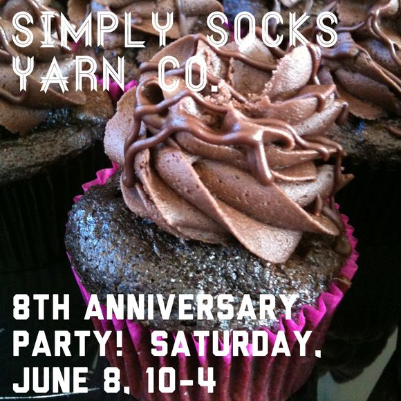 Save the Date- 8th Anniversary Party!