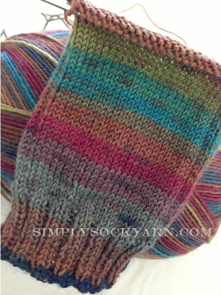 Simply Socks Yarn Co. Blog: New colors of Trekking XXL