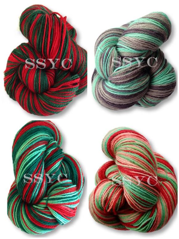 Poste Yarn, Holiday Color Contest