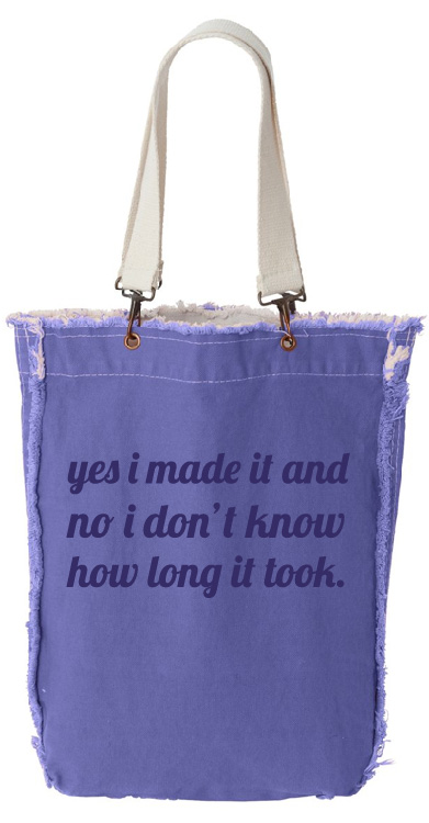 Non Crafter Tote
