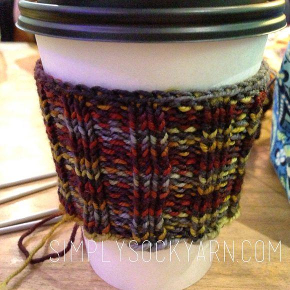 My Coffee Cup Wrap