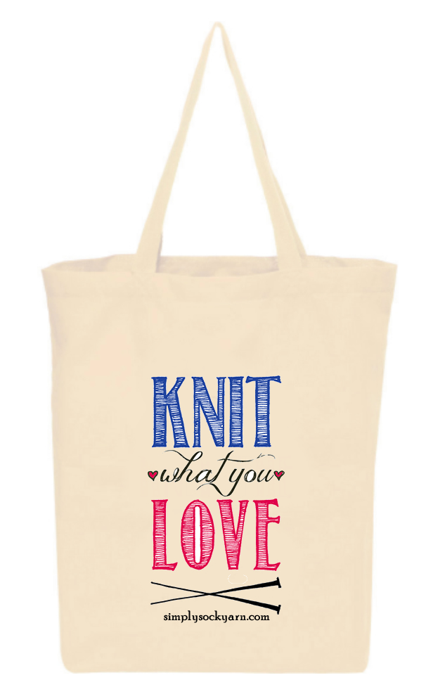 KnitWhatYouLoveBag