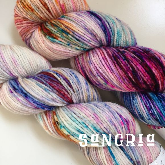 New colors from Hedgehog Fibres