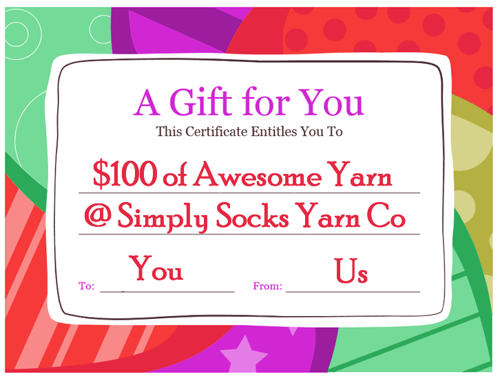 GiftCertPrize