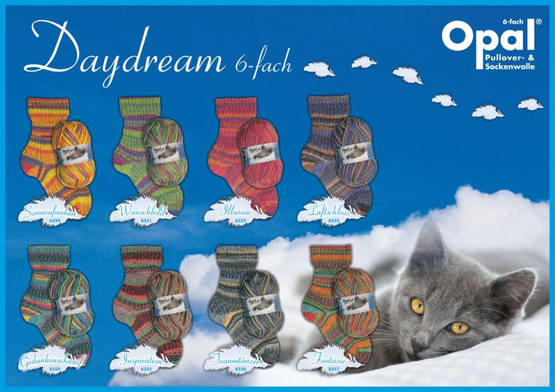 Daydream 6-fach