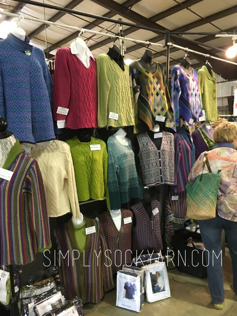 Simply Socks Yarn Co  Blog: Maryland Sheep & Wool, a picture