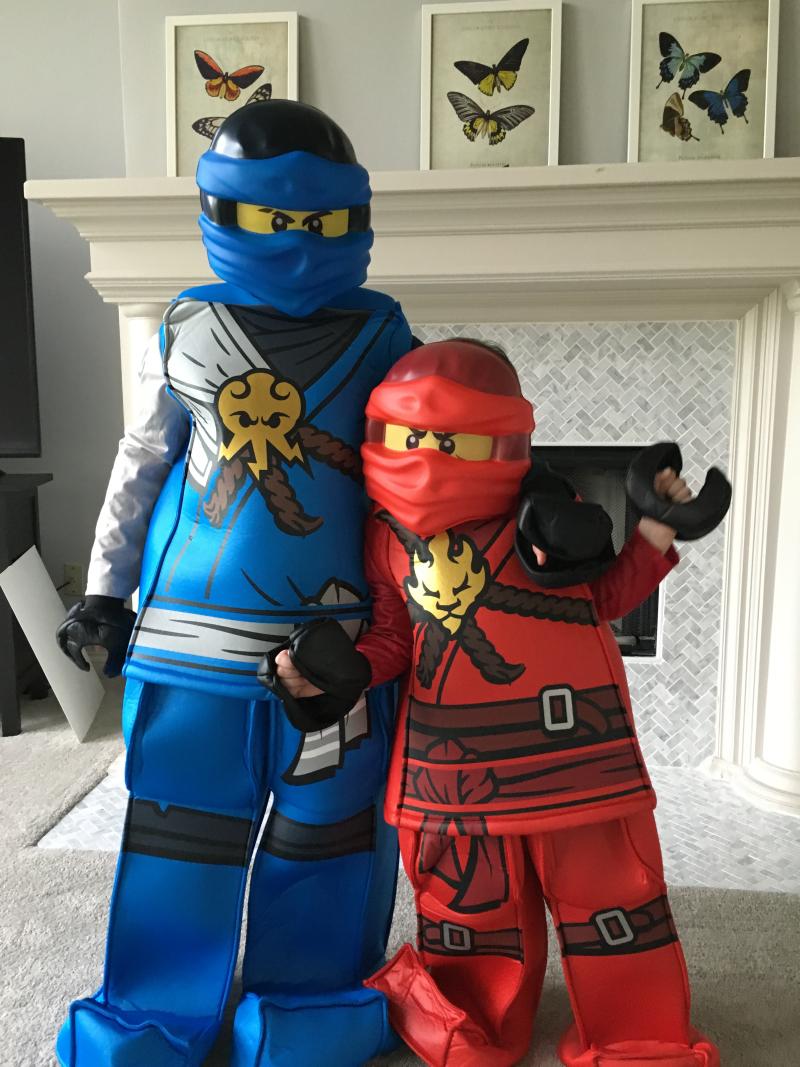 NinjagoCostumes