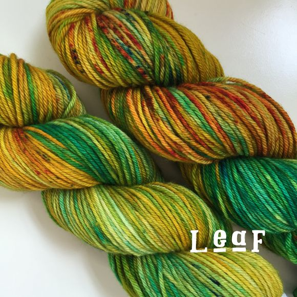 New colors from Hedgehog Fibres