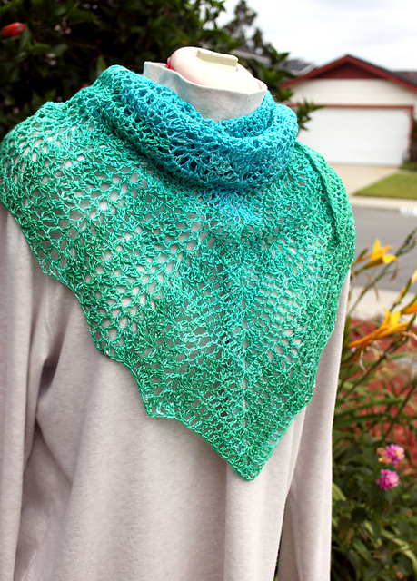 Epspins - shawl