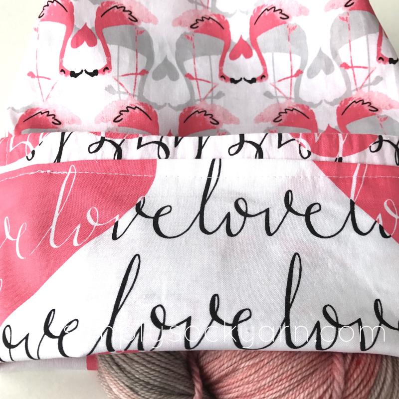 FlamingoFlamencoBagInside