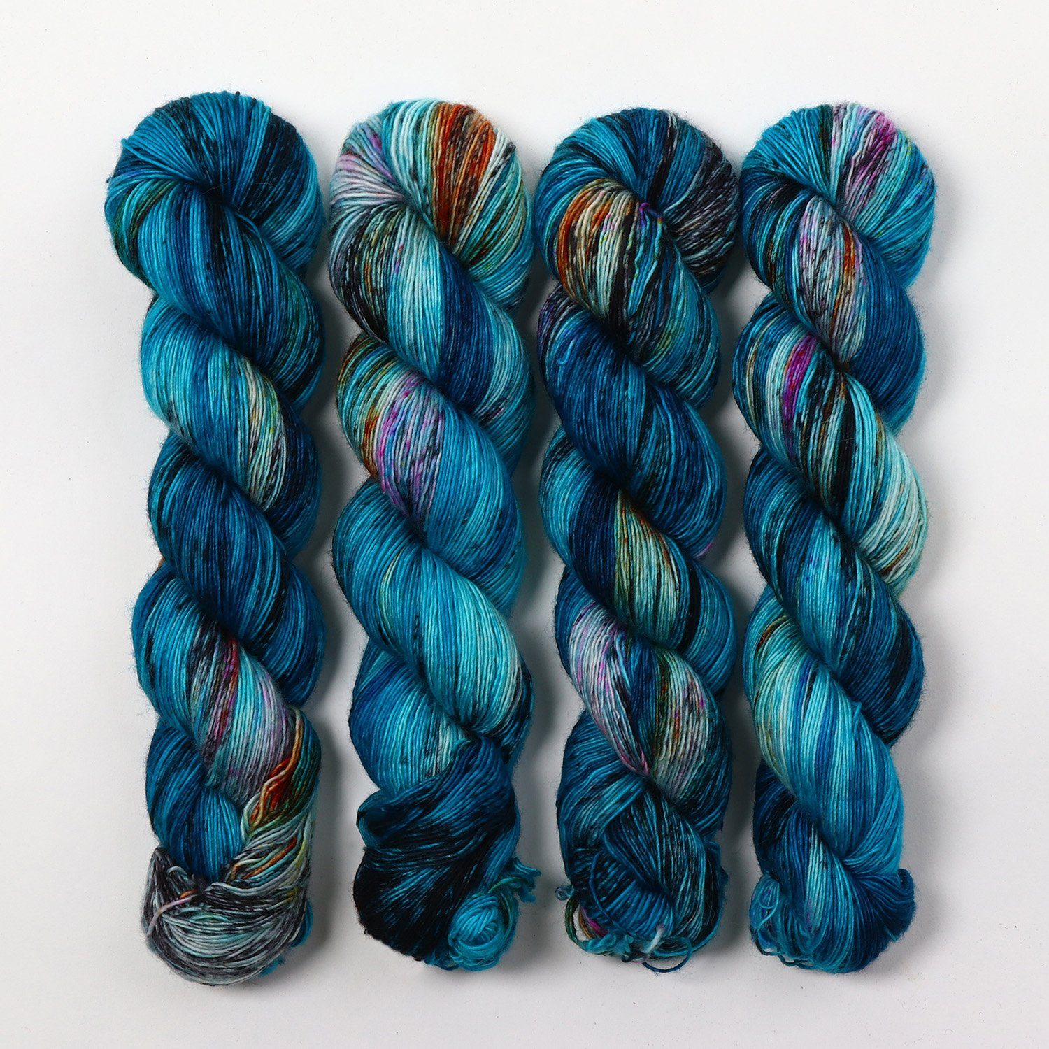 Simply Socks Yarn Co. Blog: Just some new Hedgehog Fibres colors ...