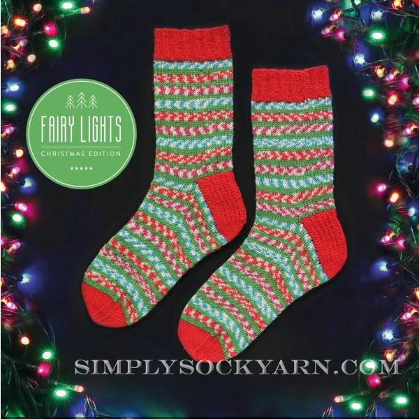 Simply Socks Yarn Co  Blog: 8th Day of Sock Yarn