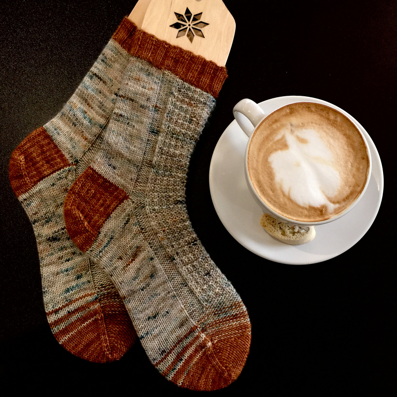 CoffeeTalkSocks