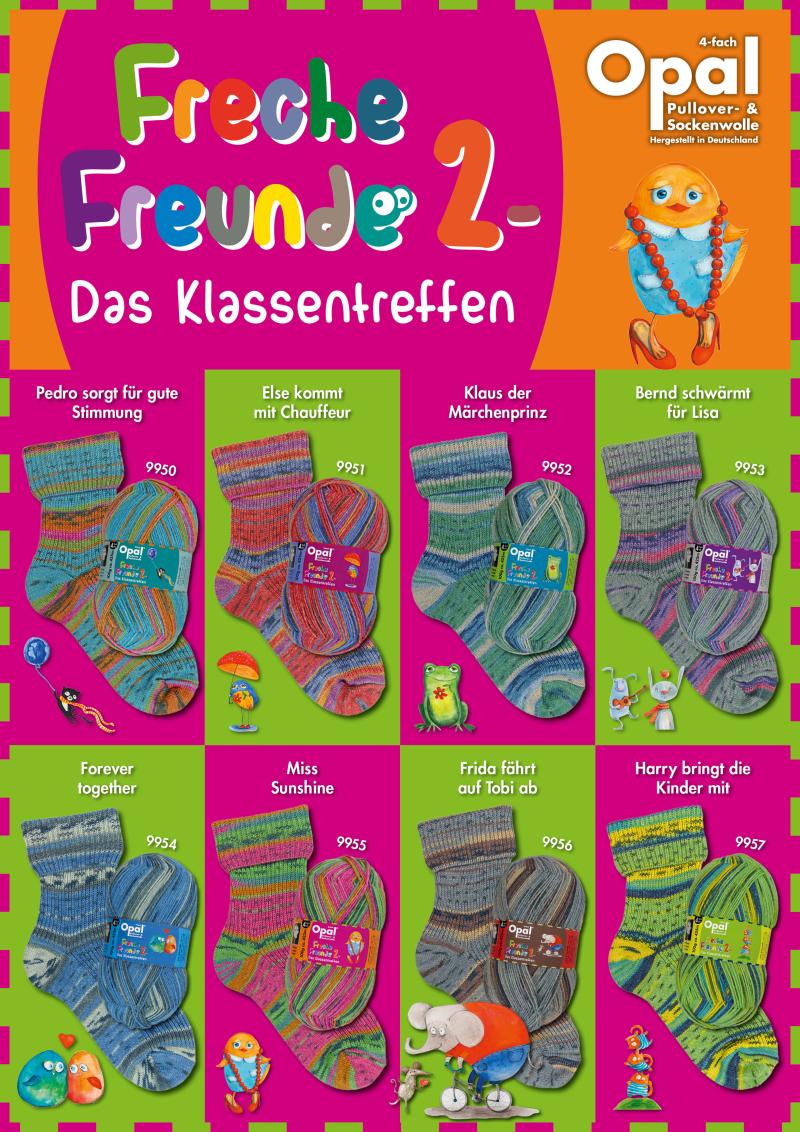 Freche Freunde 2 Poster