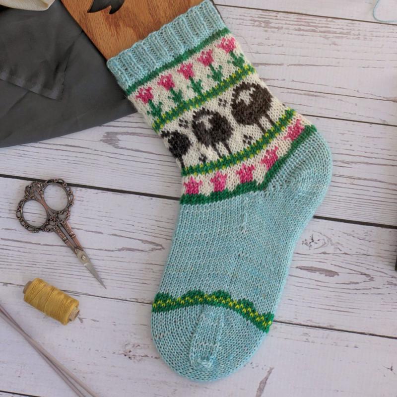 Lamb-Sock