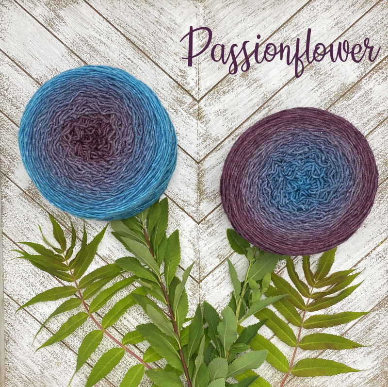 Passionflower 35 with name