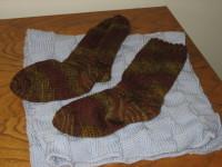 Socksblanket